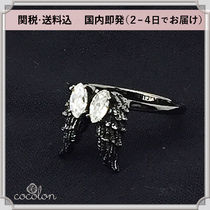 LUCIEN(ルシアン) 指輪・リング 【関税込】国内即発[LUCIEN]スワロリング ANGELICA ring mini #L