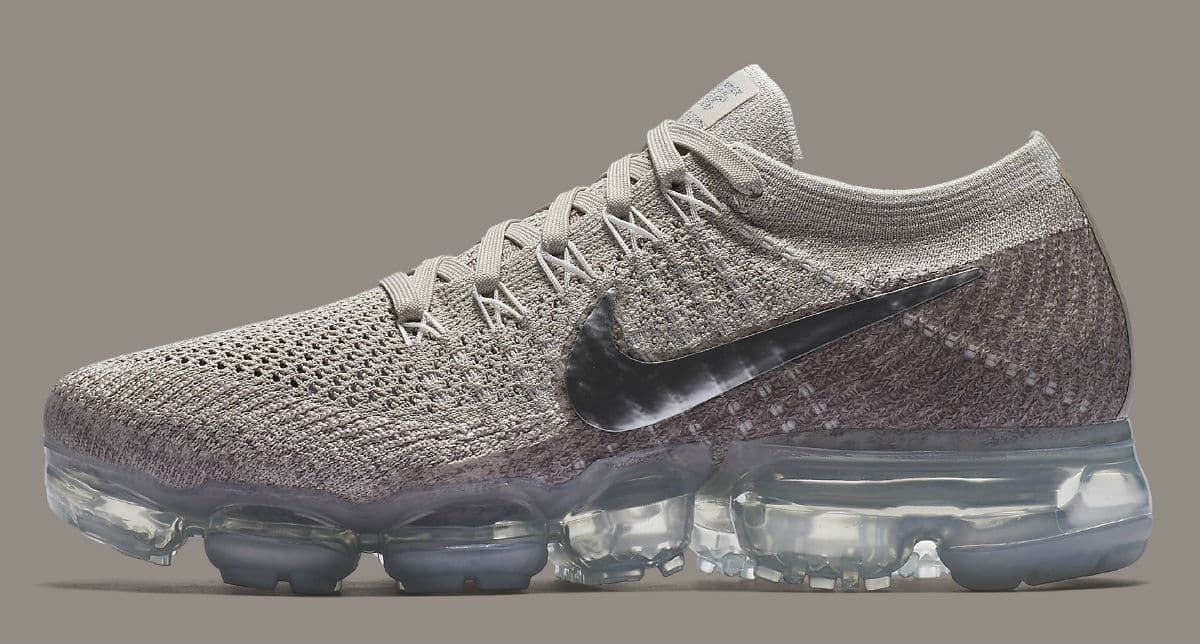 NIKE AIR VAPORMAX FLYKNIT String/Chrome ヴェイパーマックス