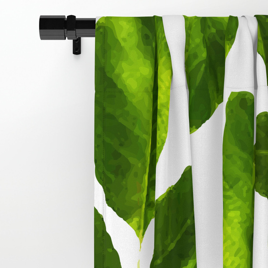 カーテン◆約127cm×約213cm◆Natural Cure #society6 #decor
