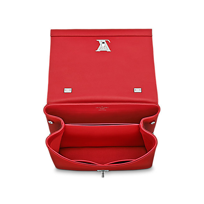 "★【Louis Vuitton】""Lockme II"" Soft Leather ★"