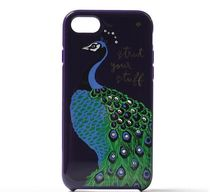 kate spade クジャク iphone7 case