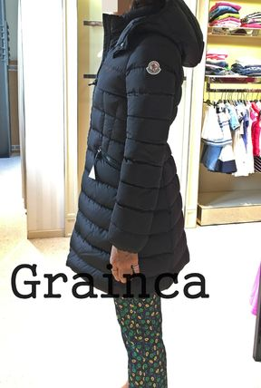 MONCLER ダウンジャケット・コート MONCLER★17/18AW 大人気CHARPAL・大人もOK★ブラック・関税込み(2)