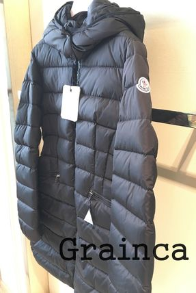 MONCLER ダウンジャケット・コート MONCLER★17/18AW 大人気CHARPAL・大人もOK★ブラック・関税込み(5)
