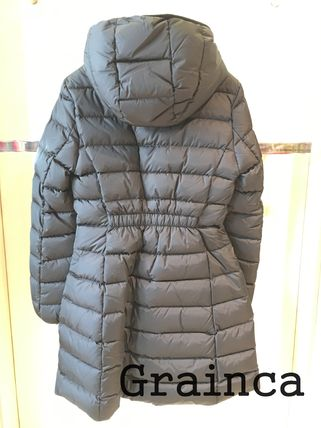MONCLER ダウンジャケット・コート MONCLER★17/18AW 大人気CHARPAL・大人もOK★ブラック・関税込み(6)
