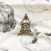 ★☆ Cody Sanderson ☆★ Large Skull Star Ring