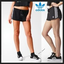 ★関税込/イベント中★Adidas Originals Slim Shorts★ 3Stripes