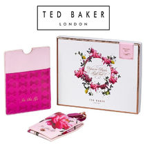TED BAKER(テッドベイカー ) ラゲッジタグ TED BAKER ラゲッジタグ パスポートケース セット! ギフトにも♪