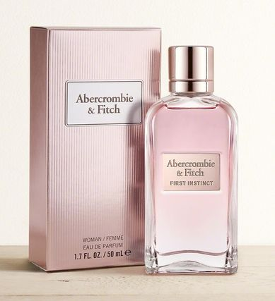 Abercrombie & Fitch 香水・フレグランス レア【旗艦店限定】★アバクロ★「FIRST INSTINCT FOR HER」50ml