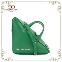 【17AW!新作!】★BALENCIAGA★Triangle Medium Duffle bag
