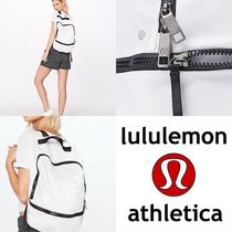 lululemon☆Go Lightly Backpack ジムバッグ バックパック white