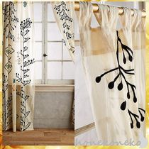 Anthropologie(アンソロポロジー) カーテン 【国内発 ☆大人気☆ 送料込】Embroidered Naome Curtain