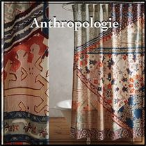 【部屋の間仕切りにも♪】Anthropologie Risa Shower Curtain