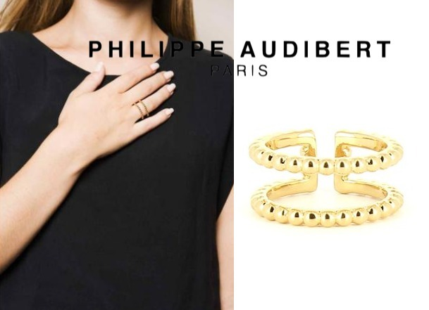 ☆国内発送 Philippe Audibert ☆GOLD★RING ABOTT