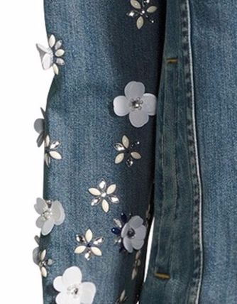 Michael Kors ジャケット MICHAEL MICHAEL KORS Embellished Denim ジャケット セール(3)