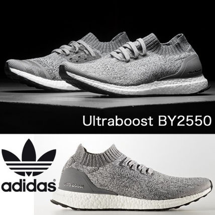 ●adidas● レア数点 UltraBoost Uncaged BY2550 グレー 即発