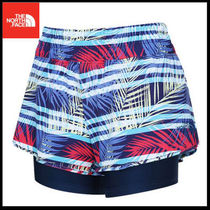 THE NORTH FACE(ザノースフェイス) ボードショーツ・レギンス (ザノースフェイス) W'S DOUBLE WATER SHORTS BLUE NSS6KI30