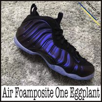 ★【NIKE】追跡発送 ナイキ Air Foamposite One Eggplant