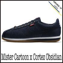 ★【NIKE】追跡発送 ナイキ Mister Cartoon x Cortez Obsidian