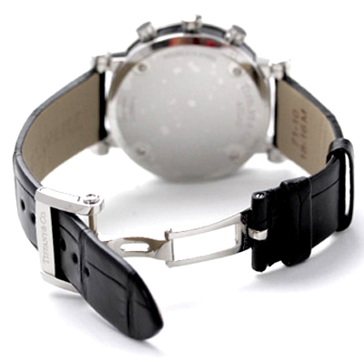 Tiffany & Co ATLAS QUARTZ レディス腕時計 Z1301.32.11A10A71A