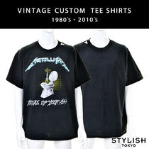 METALLICA METAL UP YOUR ASSヴィンテージ リバーシブル Tシャツ