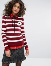 ASOS(エイソス) その他 デザイナーズ Sonia By Sonia Rykiel Striped Cards Detail