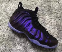 【NIKE】AIR FOAMPOSITE ONE EGGPLANT 314996-008