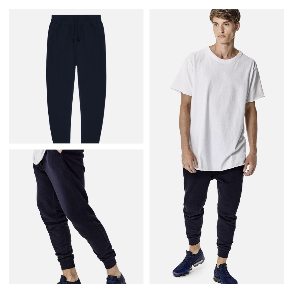 完売必須!!人気シリーズ!!JOHN ELLIOTT+CO*EBISU SWEATPANTS