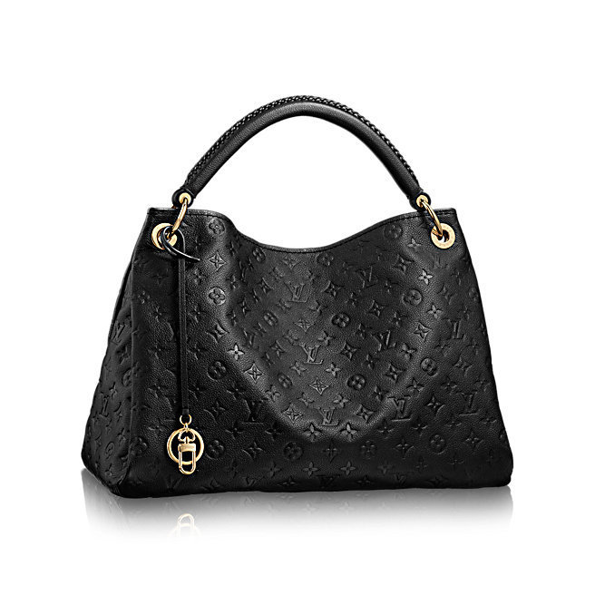 "★【Louis Vuitton】""Artsy MM"" Pelle Monogram Empreinte★"