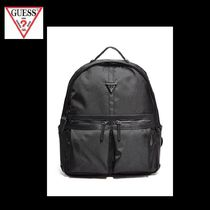 Guessゲス●ナイロン バックパック● NYLON ● BACKPACK BLACK