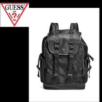 Guessゲス●ナイロン バックパック● NYLON●KAI STRAP BACKPACK