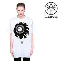 17AW新作 LONG CLOTHING x MISHKA コラボTシャツ KEEP WATCH