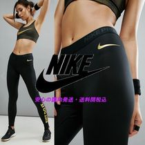 Nike(ナイキ) スパッツ・レギンス Nike Training Leggings in Black♪