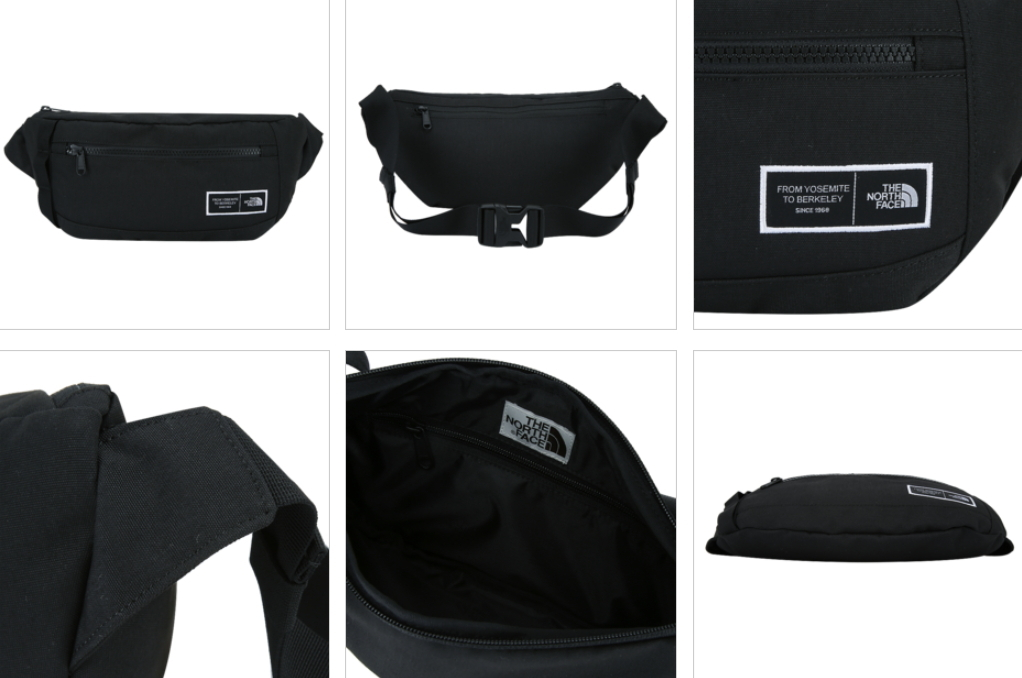 THE NORTH FACE 新作★PF HIPSACK  2カラー