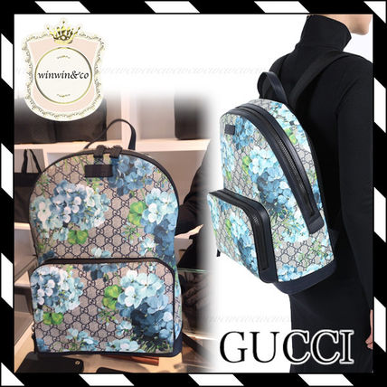 SALE!!【国内発送】 GUCCI★GGブルームス フラワー*バックパック
