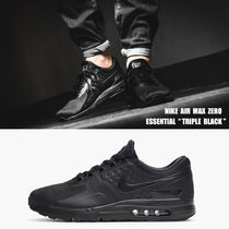 NIKE★AIR MAX ZERO ESSENTIAL★TRIPLE BLACK