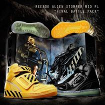 Reebok Alien Stomper Mid Final Battle Pack エイリアン セット