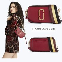 2017-18新作秋カラー DEEP MAROON Snapshot Camera☆MARC JACOBS