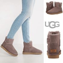 完売前に☆UGG Mini Bailey Button II