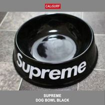 SUPREME DOG BOWL BLACK