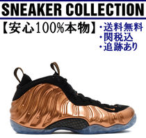 "2017[Nike]air foamposite one""copper"" Mens スニーカー[US8.5]"