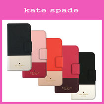 【即発◆3-5日着】kate spade◆iPhone7◆Leather Wrap Folio-7
