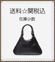 最終特価☆Genevieve Weave Small Triangle Tote☆送料☆関税込