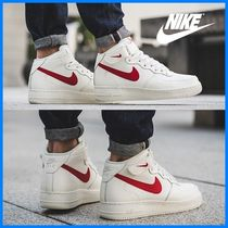 NIKE AIR FORCE 1 MID 07*エアフォース 1*315123126*sail/red