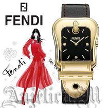 ★関税送料込★ Fendi B. Fendi Diamond Accented  F380411021D1