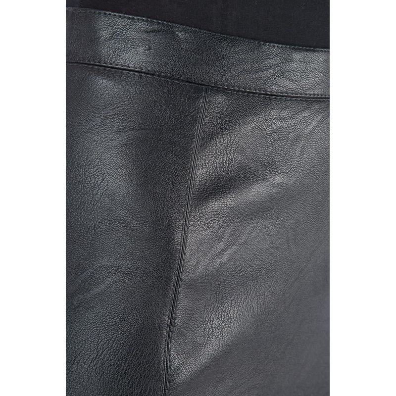 ★送料/関税無料★Stella McCartney  synthetic leather skirt