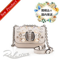 FW17 【Christian Louboutin】Sweety Charity Mini Chain Bag