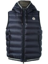 MONCLER(モンクレール) ダウンベスト 【関税負担】 MONCLER PADDED GILET