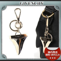 GIVENCHY(ジバンシィ) キーケース・キーリング 18AW/送関込≪GIVENCHY≫ Shark Tooth キーホルダー