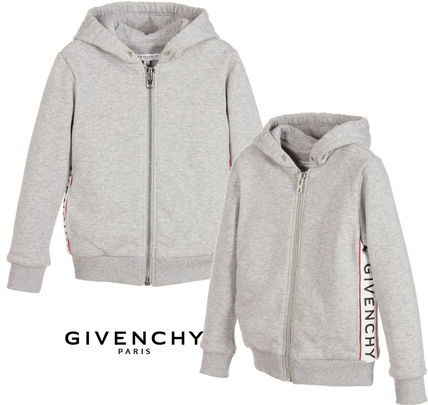 17/18AW▼GIVENCHYKids▼サイドロゴパーカー 大人OK♪[関税込]