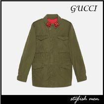 17AW  国内発 関税込 Gucci グッチ プリント コート